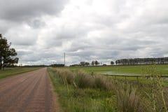 Дорога 17 к Ла Charqueada Стоковое Изображение RF