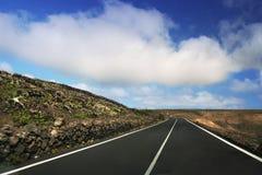 Дорога к небесам Стоковая Фотография