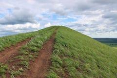 Дорога к небу Стоковые Изображения RF
