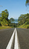 Дорога к озеру Baroon Стоковые Фотографии RF
