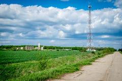 Дорога к природе Стоковые Фото