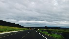 Дорога к родине стоковое фото