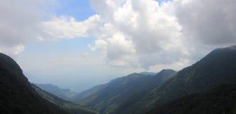 Дорога к Dalat Стоковые Фото