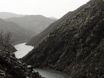 Дорога к Koman Стоковое фото RF