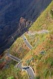 Дорога к masca Стоковое Изображение RF