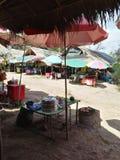 Дорога к phukadueng стоковое фото