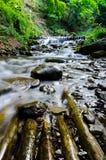 Дорога к Waterall Стоковое фото RF