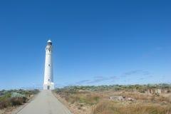 дорога маяка конца Стоковое Фото