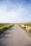 дорога маяка к Стоковое Изображение