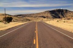 Дорога местного значения 118 Техаса Стоковое фото RF