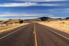 Дорога местного значения 118 Техаса Стоковые Изображения