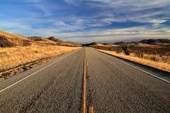 Дорога местного значения 118 Техаса Стоковое Фото