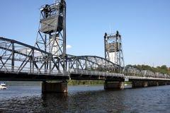 дорога моста Стоковые Фото