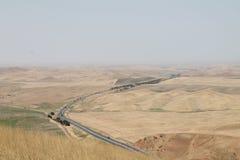 Дорога над пропуском Стоковая Фотография RF
