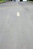 Дорога на улице Стоковая Фотография