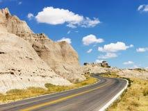 дорога неплодородных почв стоковое фото rf