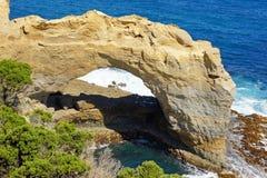дорога океана Австралии 12 апостолов большая Стоковое Изображение RF