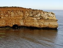 дорога океана Австралии большая стоковые изображения