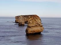 дорога океана Австралии большая стоковое изображение
