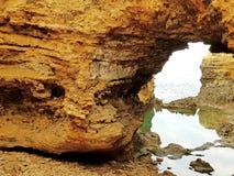 дорога океана Австралии большая стоковая фотография rf