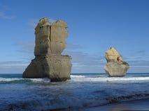 дорога 12 океана апостолов большая Стоковое фото RF