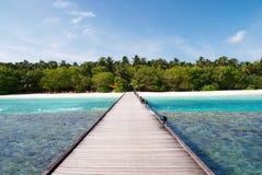 дорога острова королевская к Стоковая Фотография