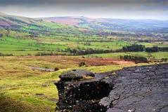 Дорога долины Стоковое фото RF