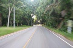 Дорога, перемещение Таиланд Стоковая Фотография RF