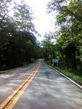 Дорога, перемещение Стоковые Фото