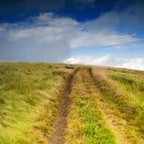 дорога рая к Стоковое Фото