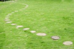 дорога сада стоковая фотография rf
