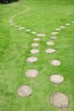 дорога сада стоковые изображения rf