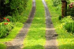 дорога сада Стоковое фото RF