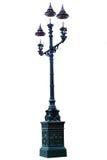 Дорога светлое Поляк улицы столба светильника Стоковое Изображение