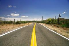 дорога США Стоковые Фото
