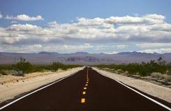 дорога США Стоковая Фотография RF