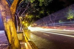 Дорога тени Стоковые Изображения RF