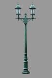 Дорога улицы столба светильника Стоковое фото RF