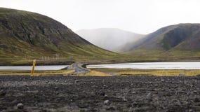 Дорога уровня земли Стоковое Изображение RF