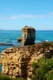 Дорога ущелья Lorch Ard, большая океана, Австралия. Стоковая Фотография