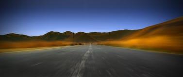 дорога фото гор к стоковое изображение