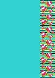 дорога цвета Стоковая Фотография RF