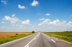 дорога 03 Стоковые Фото