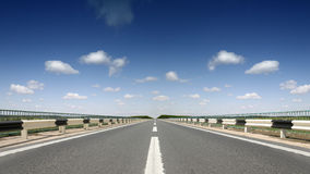 дорога Стоковые Изображения