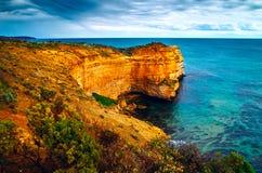 дорога 12 океана апостолов большая Стоковая Фотография