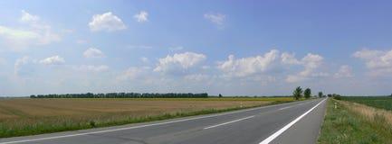 дорога Стоковое Изображение RF
