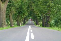 дорога 2 Стоковые Изображения RF