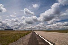 дорога 20 Стоковое фото RF