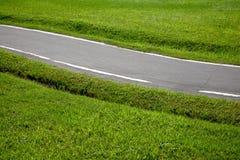 дорога bike Стоковое Фото