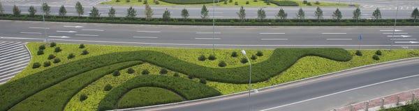 дорога crosswalk стоковое фото rf